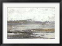 Framed Gray Mist III