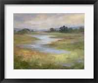 Framed Hidden Meadow