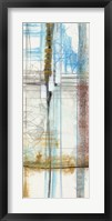 Primary Lineage I Framed Print