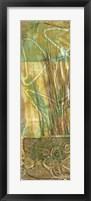 Wheat Grass I Framed Print