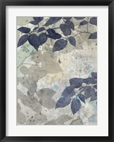 Aquarelle Shadows II Framed Print