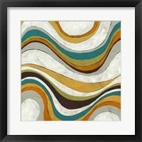 Shock Wave I Framed Print