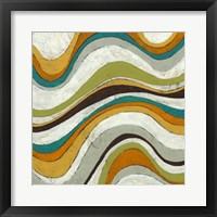 Shock Wave II Framed Print