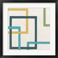 Non-Embellished Infinite Loop I Framed Print