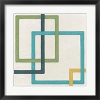 Non-Embellished Infinite Loop II Framed Print