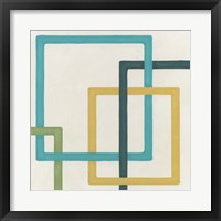 Non-Embellished Infinite Loop III Framed Print