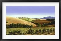 Tuscan Sky Framed Print