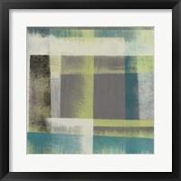 Overspray II Framed Print