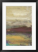 Desertscape II Framed Print