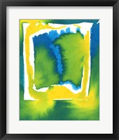 Instantaneous I Framed Print