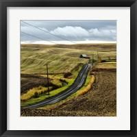 Framed Road Home