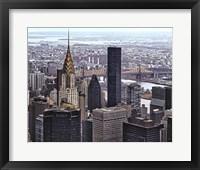 Framed Chrysler & Queens