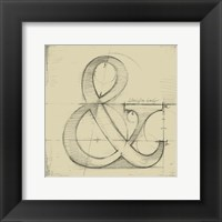 Framed Drafting Symbols II
