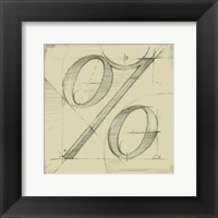 Framed Drafting Symbols III
