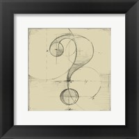 Framed Drafting Symbols V