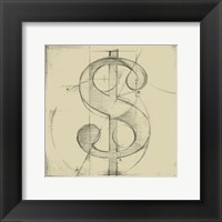 Framed Drafting Symbols VI