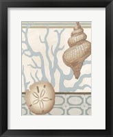 Coastal Tranquility II Framed Print