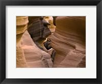 Framed Antelope Canyon I