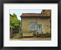 Framed Lupiac House II
