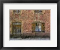 Framed Lupiac House III