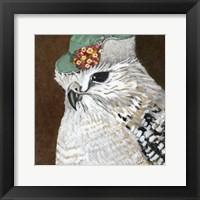 Framed You Silly Bird - Amy