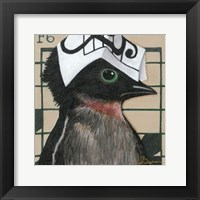 Framed You Silly Bird - Will