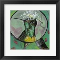 Framed You Silly Bird - Clara