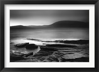 Framed Gentle Shore