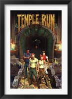 Framed Temple Run - Group