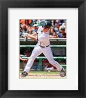 Framed Andy Dirks 2013 Action