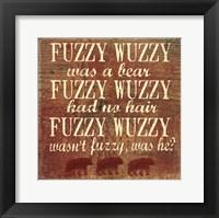 Framed Fuzzy Wuzzy