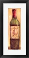 Framed Rioja II