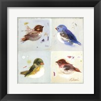 Framed Birds II