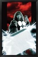 Framed Thor - Mjolnir