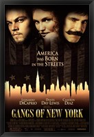 Framed Gangs of New York - characters