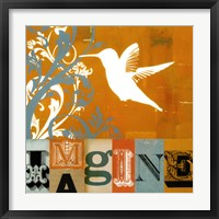 Framed Imagine