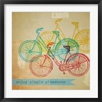 Framed Bikes 1