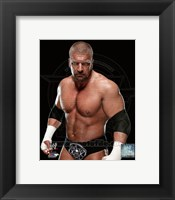 Framed Triple H 2013