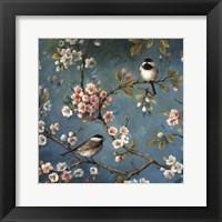 Framed Blossom I