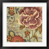 Framed Tapestry I