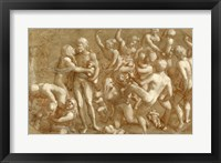 Framed Massacre of the Innocents
