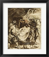 Framed Entombment