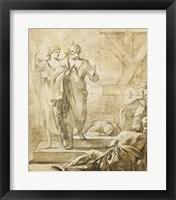 Framed Liberation of Saint Peter