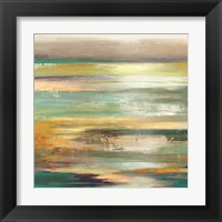 Framed Evening Tide II - Mini