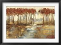 Framed Gracious Landscape