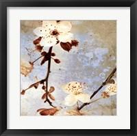 Framed Fresh Blossoms 1