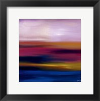Framed Prairie Abstract 10