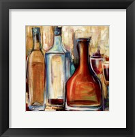 Wine II Framed Print