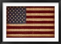 Framed USA Strong
