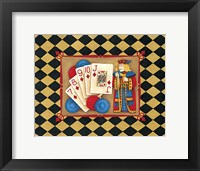 Framed Straight Flush